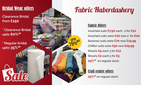 Fabric and Haberdashery