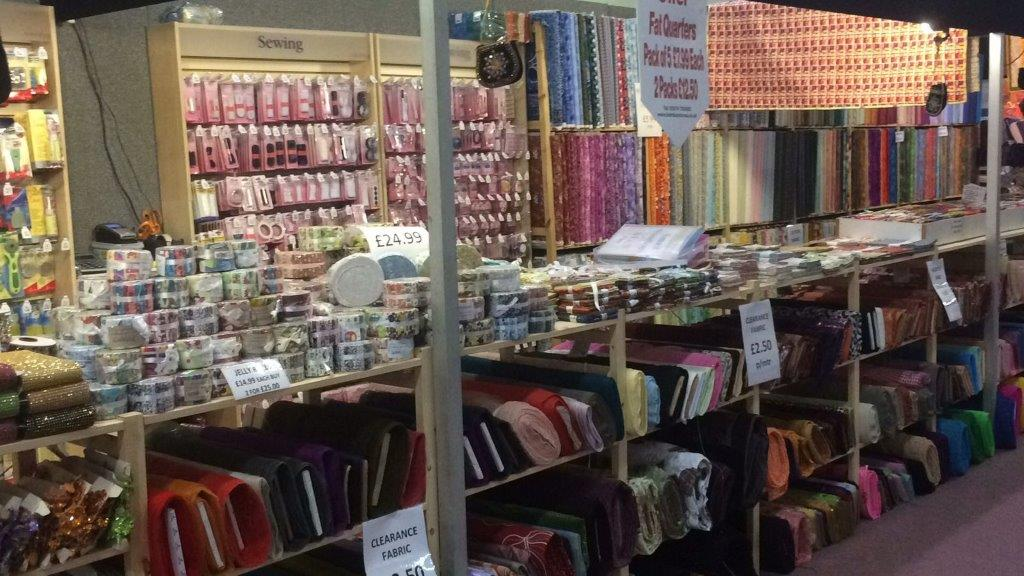 The Knitting And Stitching Show The Royal Highland Centre : Events - Bombay Stores