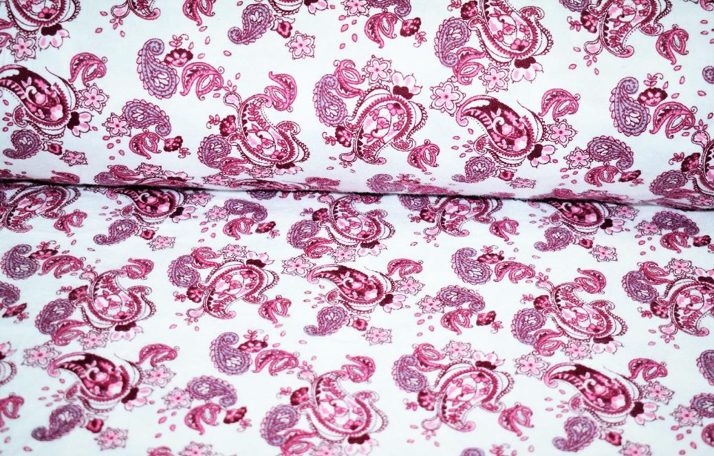 Soft Brushed 100%Flannel Cotton 148 cm