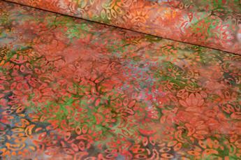 Batic  leaves/flower