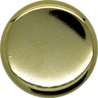 Plastic Domed Blazer Button