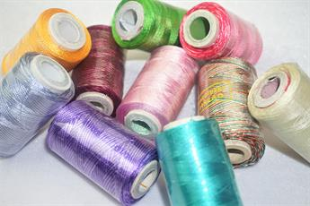 Embroidery Threads Box of 10