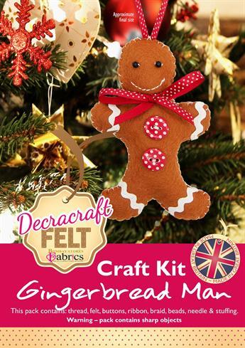 Gingerbread Man FK1