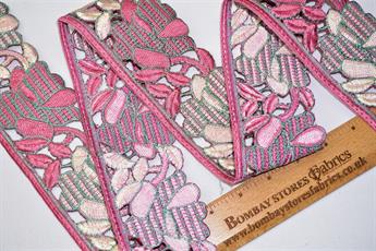 Indian Vintage Style Lace