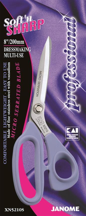 """Janome 8""""Professionals Dressmaking Scissor"""