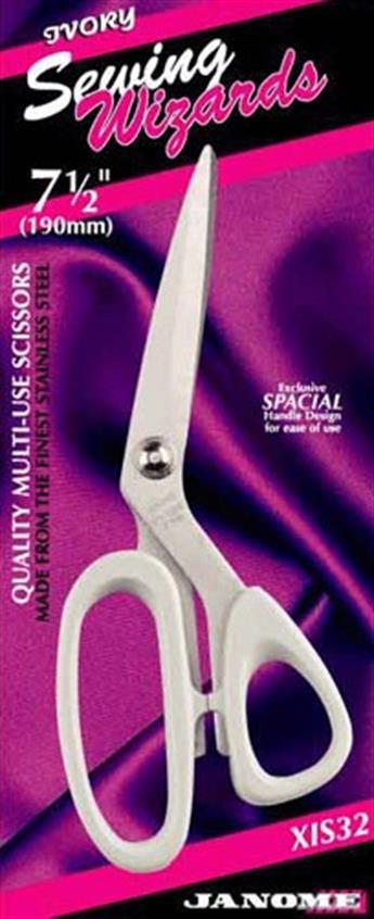 "Janome 7.5"" Multiuse Scissor"