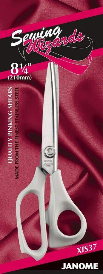 """Janome 8.25"""" Pinking Shear"""
