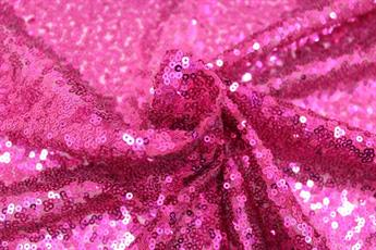 3mm Sequins On Net