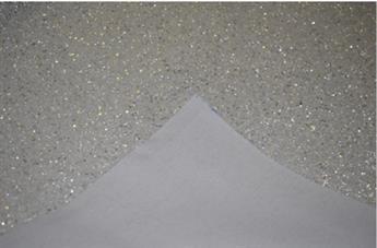 Glitz Chunky Glitter Fabric