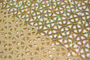 Cutwork Fabric