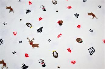 Soft Brushed 100%Flannel Cotton Xmas 2019
