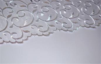 Embroidery Organza