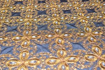 CUTWORK LACE