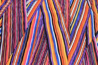 Marilyn Monroe Rainbow Stripes