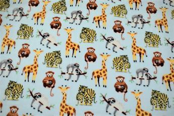 Baby Safari Cuddle Fleece