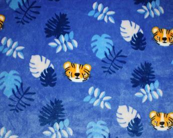 Tiger Cuddle Fleece