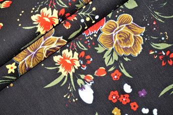 Tropical Floral Cord