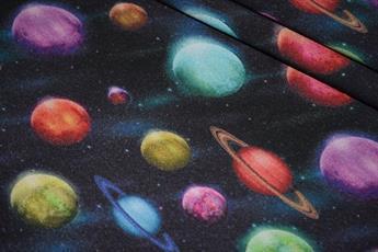 Planets & Galaxy