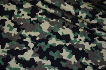 Cotton Military/ Camouflage