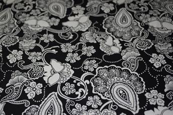 Flower Pattern Paisley