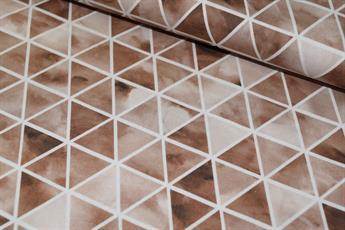 Blockprint Triangle