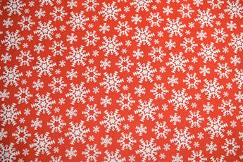 NORDIC CHRISTMAS RED