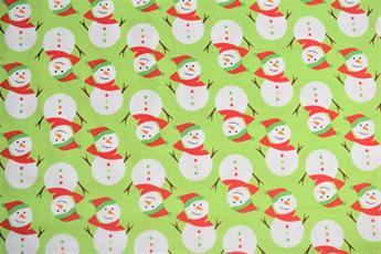 CHRISTMAS CHARACTERS - GREEN