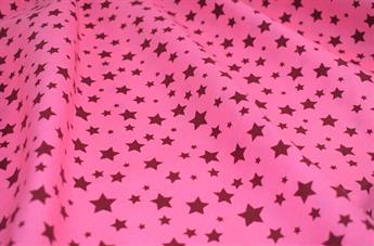 Star Print 100% Cotton