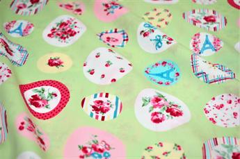 Pairs Blossom Print Cotton