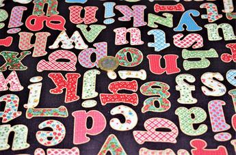 Alphabet Letters Print