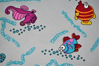 Sea Animals Print