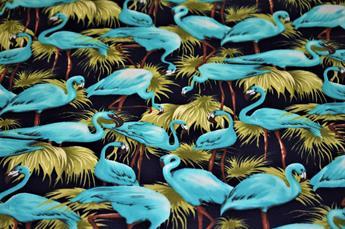 Flamingo Print