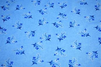 Blue Stem Print