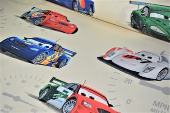 Lightning McQueen Printed Design
