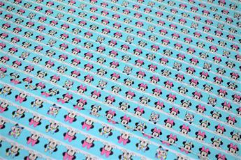 Little Johnny - Disney - Minnie Play- Cotton