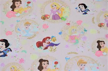 Little Johnny - Disney - Party Princess- Cotton