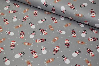 100% Cotton Christmas Wonderland