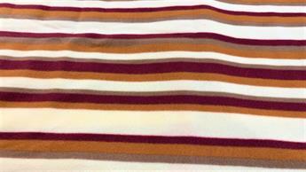 Striped Fleece
