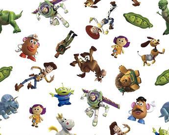Little Johnny - Disney Toy Story
