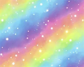 The Little Johnny Digital Rainbow Galaxy