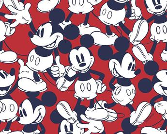 Little Johnny - Disney Happy Mickey Mouse