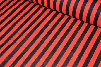 Large Striped PolyCotton