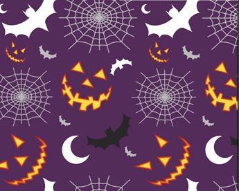 Halloween Night Time