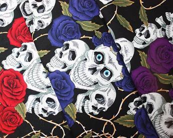 Skulls Roses
