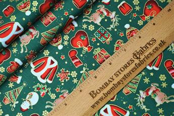 Christmas Presents Cotton