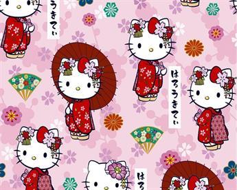 Little Johnny - Hello Kitty Kawaii Cotton
