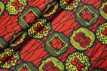 African Wax Prints 6 Yard