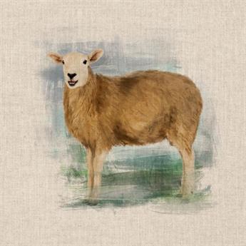 Farm Sheep Panel