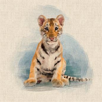 Tiger Cub Panel
