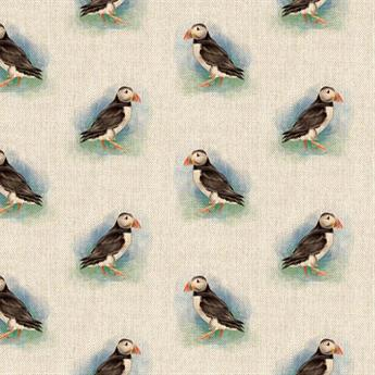 Puffin All Over